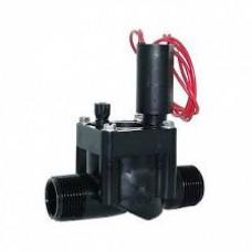 Hunter PGV-100-MM-B-э/м клапан,без регулятора потока 1 НР, 24V