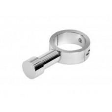 ВКР01 Вешалка -Крючок с разьемным кольцом для п/с круглый профиль