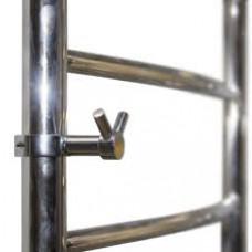ВКР03 Вешалка -Крючок с разьемным кольцом для п/с круглый профиль