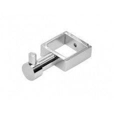 ВКР05 Вешалка -Крючок с разьемным кольцом для п/с квадратный профиль